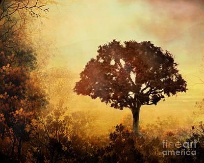 Heavenly Dawn Print by Bedros Awak