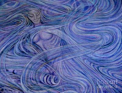 Heavenly Hostess IIl Art Print by Jacquelyn Roberts