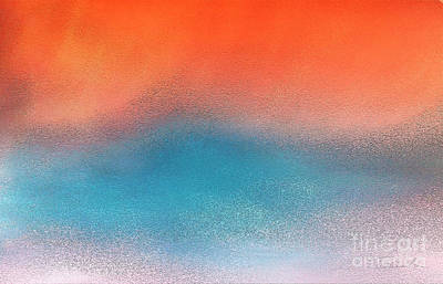 Digital Art - Heavenly Layers by Danuta Bennett