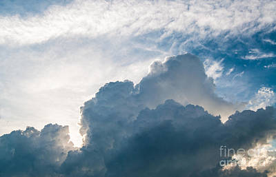 Photograph - Heavenly Skies by Bianca Nadeau