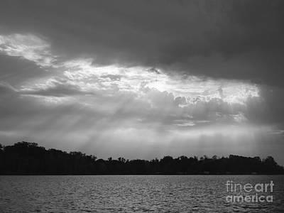 Photograph - Heavenly Sky by Heidi Hermes