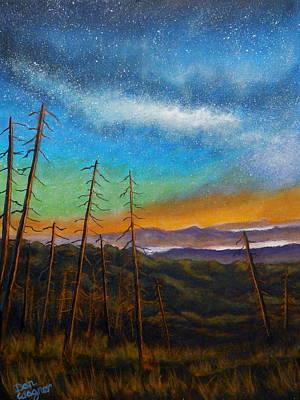 Painting - Heavens Door by Dan Wagner