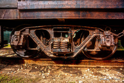 Photograph - Heavy Suspension by Christopher Holmes