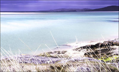 Photograph - Hebridean Colours 1 by George Hodlin