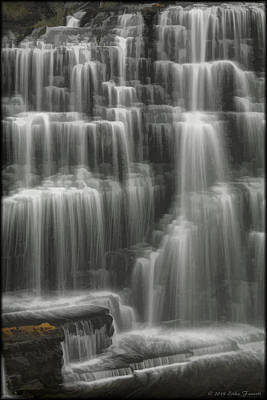 Photograph - Hector Falls by Erika Fawcett