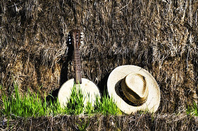 Musician Photograph - Hee Haw by Bill Cannon