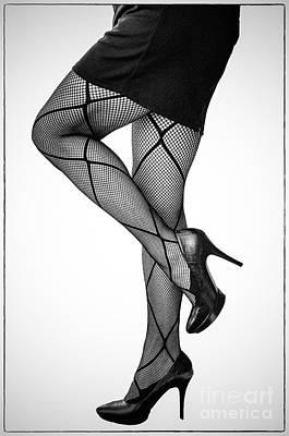 Photograph - Heels by Bianca Nadeau