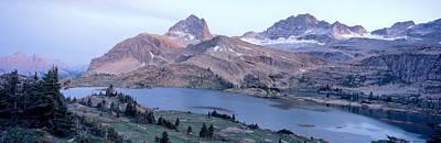 Height Of The Rockies Wilderness Area Art Print