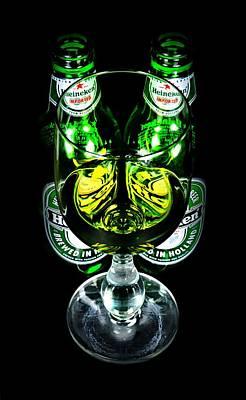 Photograph - Heineken by Diana Angstadt