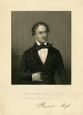 Heinrich Rose Art Print