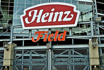 Photograph - Heinz Field by WhatAboutBobs FineArtPhotography