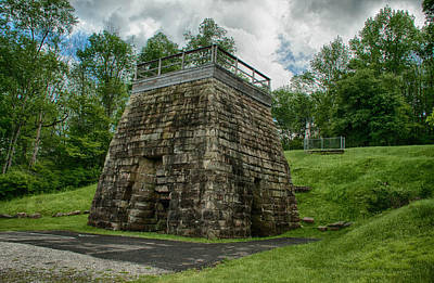 Photograph - Helen Furnace  3d22663 by Guy Whiteley