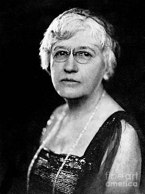 Helen Hamilton Gardener, Suffragist Art Print