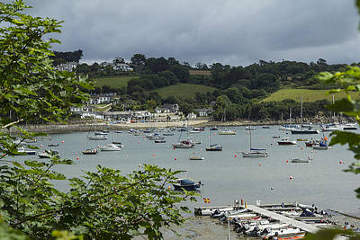 Photograph - Helford River by Brian Roscorla