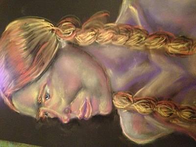 Helga 2 Print by Reid Silvern