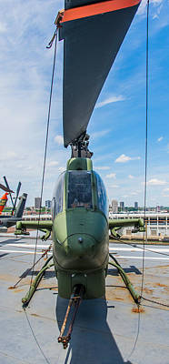 Photograph - Helicopter  by Chris McKenna