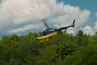 Photograph - Helicopter Rides by Paul Mangold