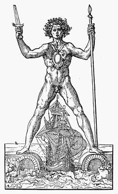 Helios, 1554 Art Print by Granger