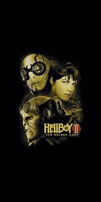 Toro Digital Art - Hellboy II - Ungodly Creatures by Brand A