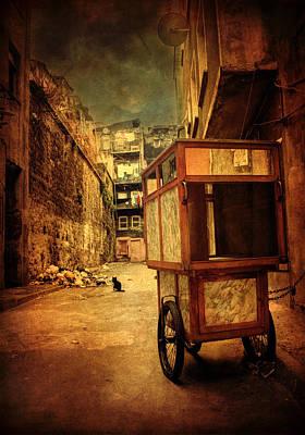 Old House Photograph - Helldorado by Taylan Apukovska
