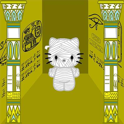 Hello Kitty Mummy Original