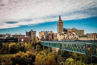 Photograph - Hello Rochester by Sara Frank