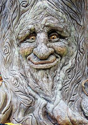Hello Tree Art Print