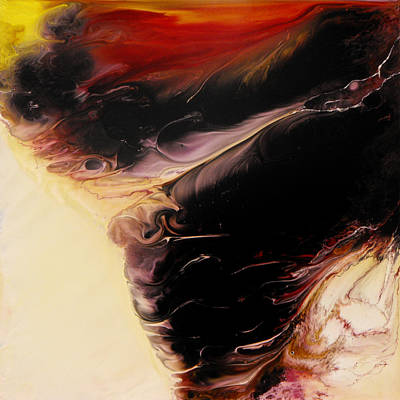 Painting - Hell's Angel by Lia Melia