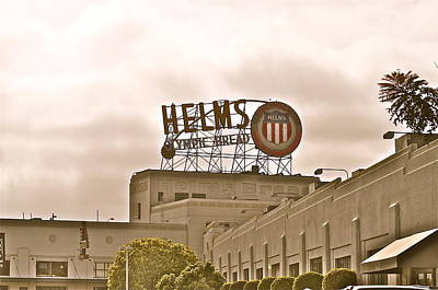 Helms Art Print