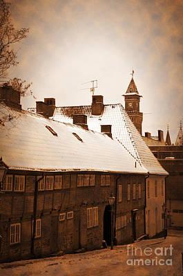 Helsingborg Photograph - Helsingborg Old Style by Antony McAulay