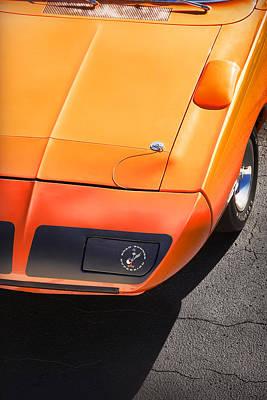 Photograph - Hemi Orange 1970 Plymouth Superbird by Gordon Dean II