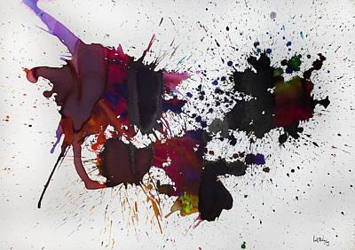 Hemisferio Art Print by Laura Benavides Lara