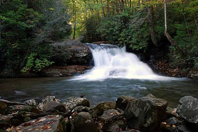 Waterfall Photograph - Hemlock Falls by Sheila Savage