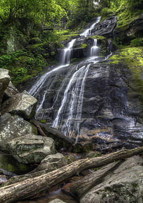 Photograph - Hen Wallow Falls by Coby Cooper