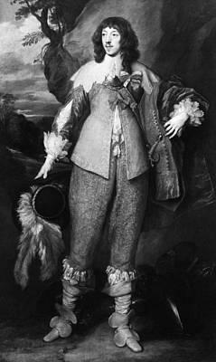 Henri II, Duc De Guise (1614-1664) Art Print