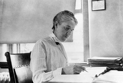 Photograph - Henrietta Swan Leavitt (1868-1921) by Granger