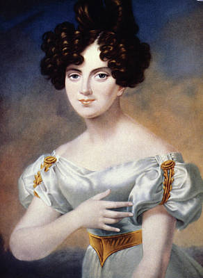 Henriette Sontag (1806-1854) Art Print by Granger
