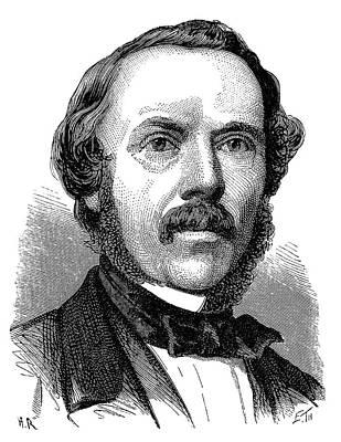 Henry Coxwell Art Print