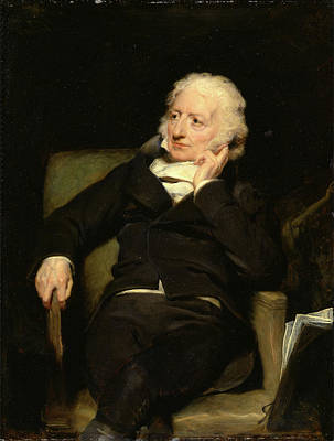 Harlow Painting - Henry Fuseli, George Henry Harlow, 1787-1819 by Litz Collection