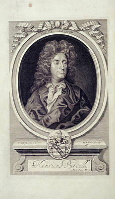 Orpheus Photograph - Henry Purcell by British Library