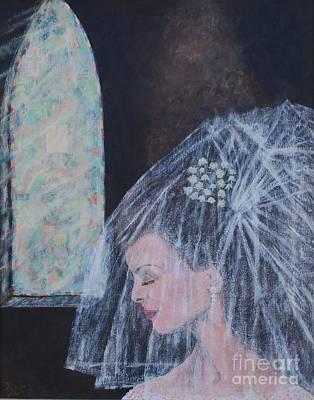 Her Day Art Print by William Ohanlan