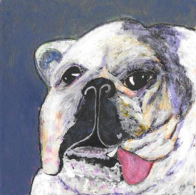 Her Name Is Lola Art Print by Lisa Noneman