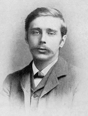 Photograph - Herbert George Wells (1866-1946) by Granger