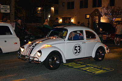 Photograph - Herbie by Bill Dutting