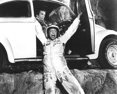 Don Knotts Photograph - Herbie Goes To Monte Carlo  by Silver Screen