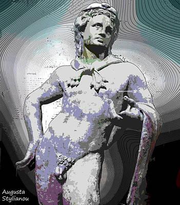 Photograph - Hercules Demigod by Augusta Stylianou