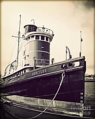 Hercules Ship I Original
