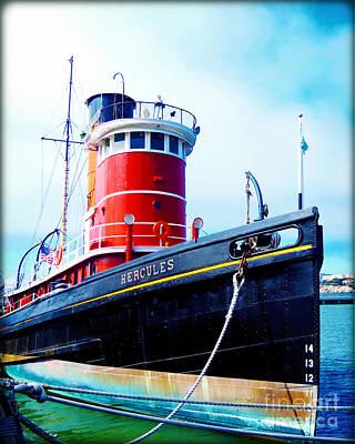 Hercules Ship IIII Original