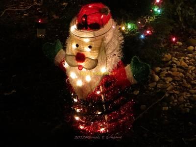 Wish List Photograph - Here Comes Santa by Sonali Gangane