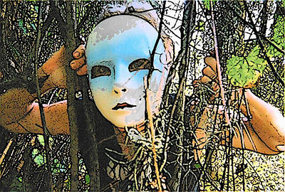 Photograph - Here I Am Again by Strangefire Art       Scylla Liscombe